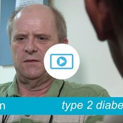 Image for Martin - type 2 diabetes, how apps helped change his life